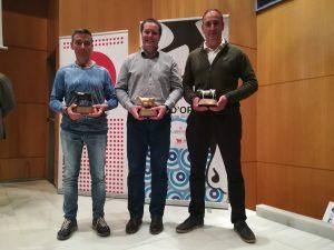 Guanyadors premis Vaca d'Or 2019